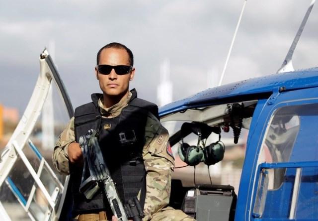 Venezuela: reaparece en un video el piloto que atacó la Corte Suprema desde un helicóptero