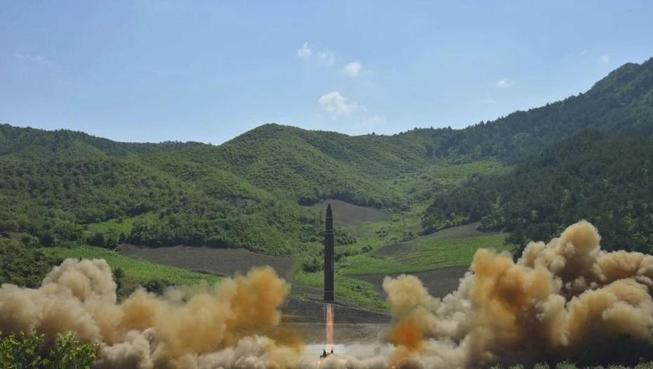 Estados Unidos confirmó que el misil lanzado por Corea del Norte era intercontinental