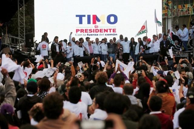Las FARC presentaron su candidatura para los comicios en Colombia