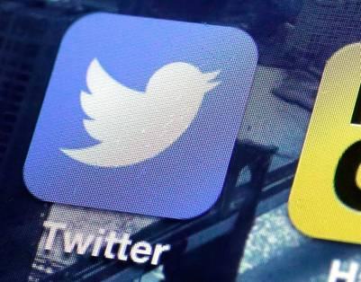 Twitter reconoció tener 140 millones de usuarios activos por día, diez menos que Snapchat.  (AP Photo/Richard Drew, File) .
