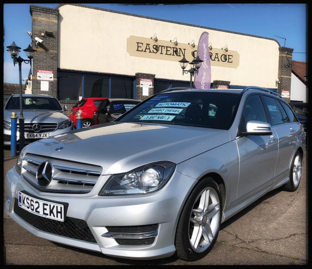 C220 Amg 2017 Mercedes Benz C Class C220 Cdi Blueefficiency Amg Sport