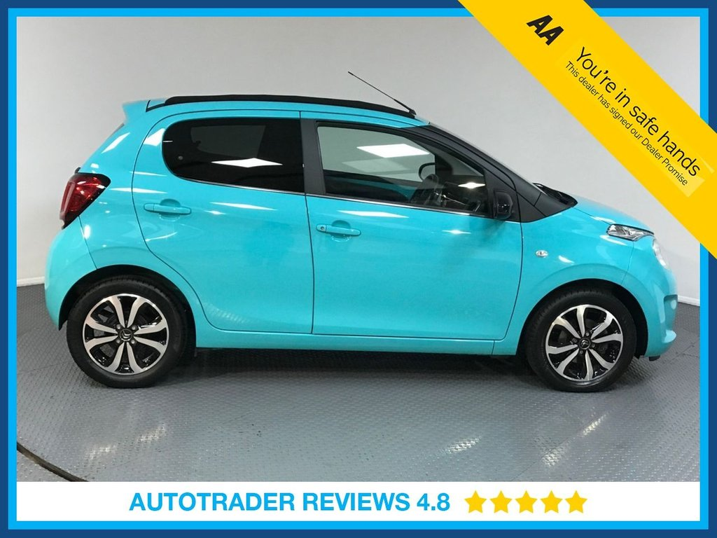 Citroen C1 Flair Review 2015 Citroen C1 Airscape Flair Etg 7 500