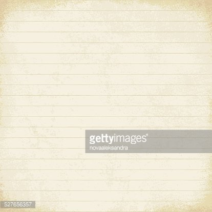 Vintage Lined Paper Vector Background 2 premium clipart - line paper background