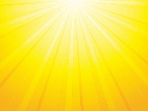 Animated Winter Wallpaper Fundo Laranja Amarelo Com Raios De Sol Premium Clipart