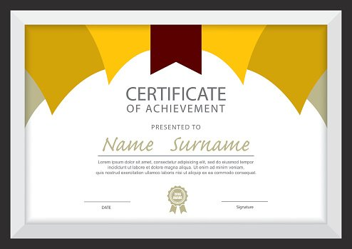 Certificate Template,diploma Layout premium clipart - ClipartLogo