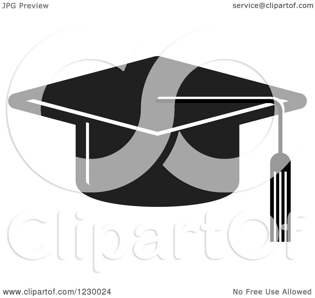 Fullsize Of Graduation Cap Icon