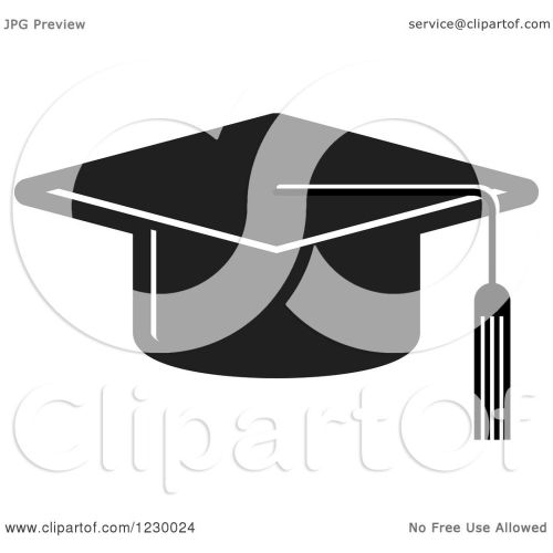 Medium Crop Of Graduation Cap Icon