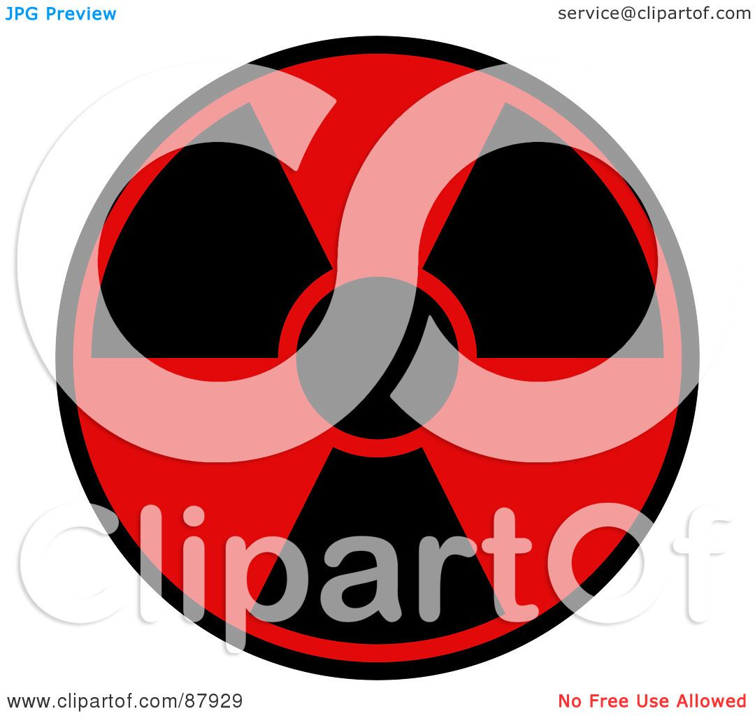 Warning Light Clipart Royalty Free Rf Clipart Illustration Of A Red And Black