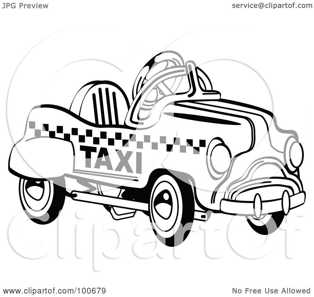 taxi clipart 100679 auto electrical wiring diagram452 Open Vehicle Speed Sensor Circuit Truckconverterclutch #8