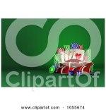 Poker Chips Clip Art