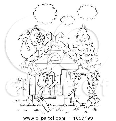 Teamwork Coloring Pages