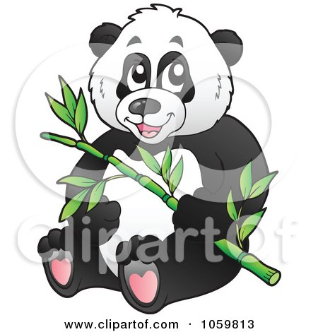 Cute Cartoon Seal Wallpaper Royalty Free Vector Clip Art Illustration Of A Coloring
