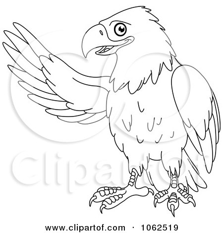 Eagle Outline Printable wwwpicturesso