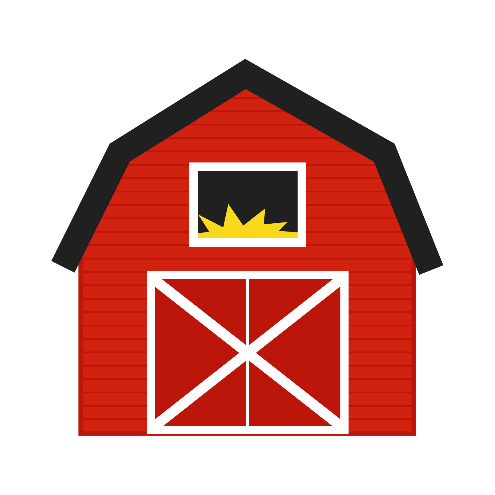 Red Farmhouse Drawing Barn Clipart For Kids Clipart Panda Free Clipart Images