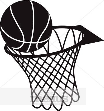 basketball net template - Goalgoodwinmetals - black and white basketball template