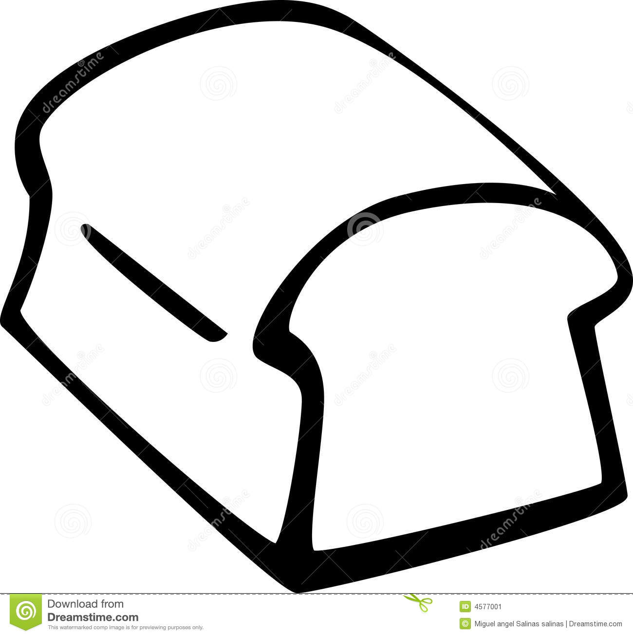 Loaf Clipart Black And White Bread Clipart Clipart Panda Free Clipart Images