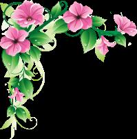 Flower Garden Border Clip Art | Clipart Panda - Free ...