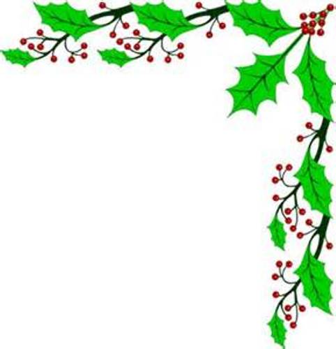 Christmas Clip Art Borders For Word Documents Clipart Panda - Free - borders for christmas letter