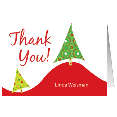 Holiday Thank You Cards Clipart Panda - Free Clipart Images