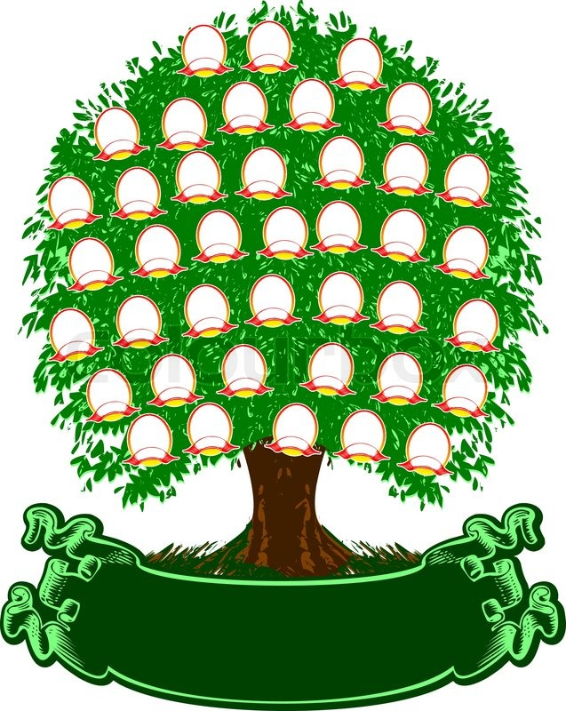 Colorful Family Tree Background Clipart Panda - Free Clipart Images