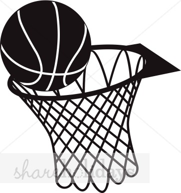 Basketball Hoop Clipart Clipart Panda - Free Clipart Images