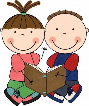 Free Clip Art Children Reading Books Clipart Panda - Free Clipart
