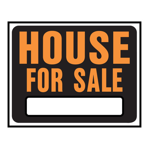 15X19 HOUSE FOR SALE SIGN Clipart Panda - Free Clipart Images - house for sale sign template