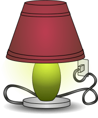 Lamp 20clipart