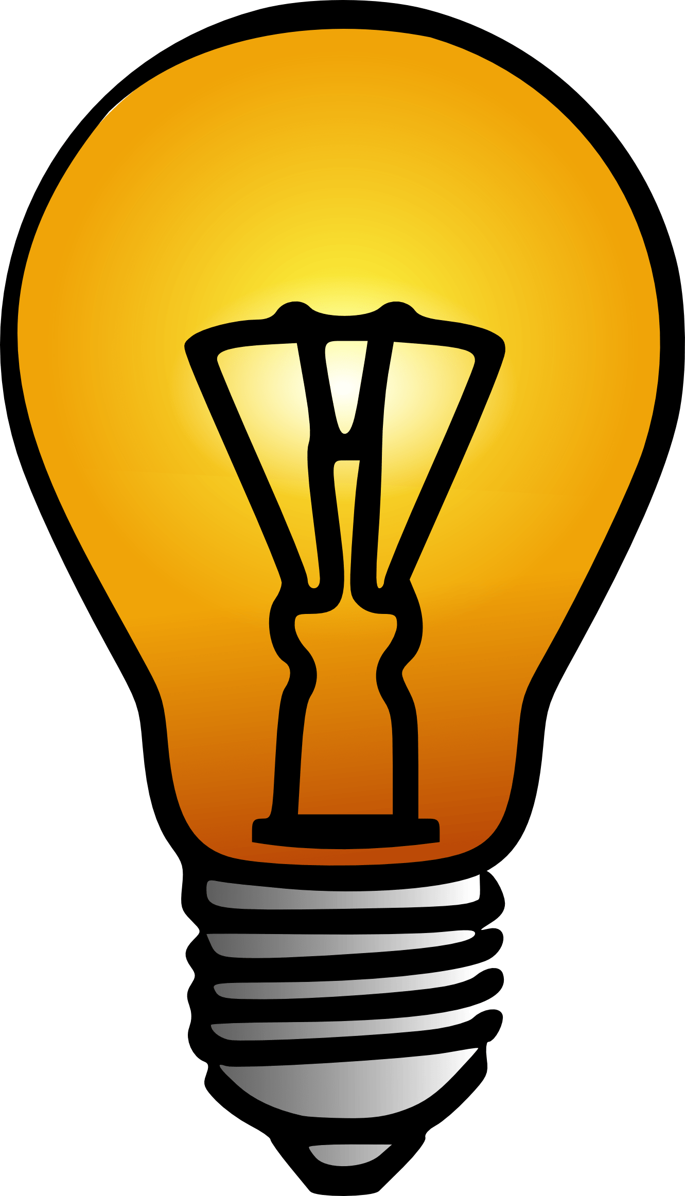 Light Bulb Clipart Clipart Panda Free Clipart Images