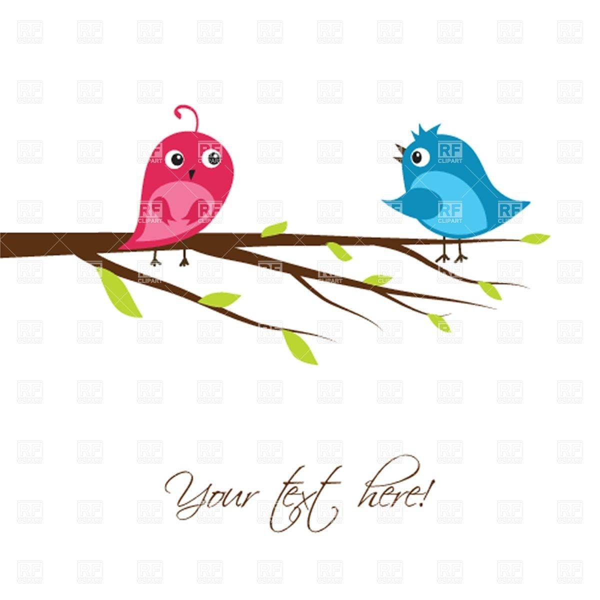 Fall Bird Feeder Wallpaper Love Birds In Tree Clipart Clipart Panda Free Clipart