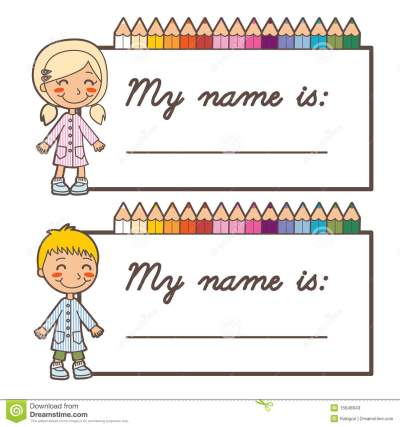 Name Clip Art Free Images | Clipart Panda - Free Clipart Images