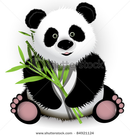 Cute Anime Girl Wallpaper Waving Panda Bear Clipart Panda Free Clipart Images