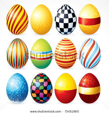 Easter Egg Border Clipart Clipart Panda - Free Clipart Images
