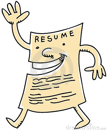 Resume 20clipart Clipart Panda - Free Clipart Images