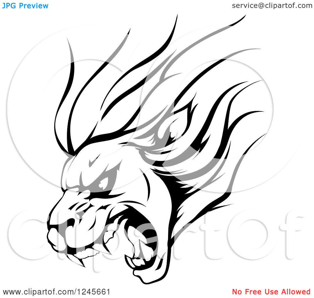 Roaring Lion Clip Art Black And White Roaring Lion Clipart Black And White Clipart Panda