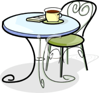 Round Dining Table Clip Art | Clipart Panda - Free Clipart ...