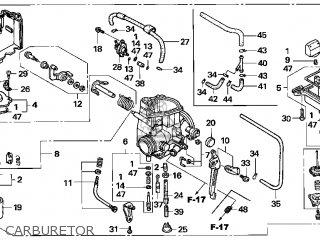 01 400ex Motor diagram