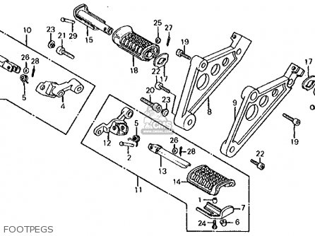 1982 yamaha xj650 wiring diagram