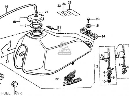 1996 Honda Xr200 Wiring Diagram - Best Place to Find Wiring and