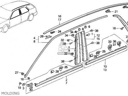 1996 honda accord engine parts diagram in addition 96 honda accord