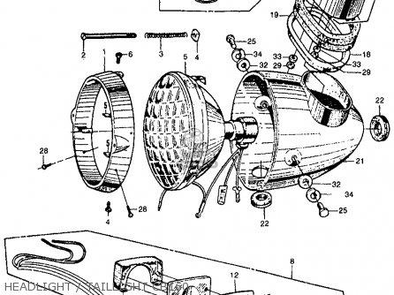 DOC ➤ Diagram Honda Cl160 Wiring Diagram Ebook Schematic