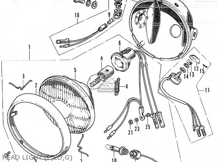 mallory 685 ignition wiring diagram