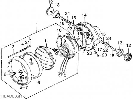 Honda Cb550 Wiring Diagram - Best Place to Find Wiring and Datasheet