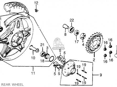 1985 honda nighthawk wiring diagram