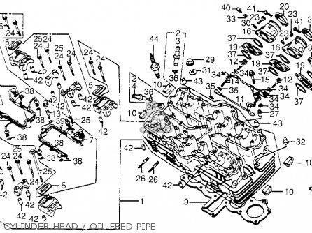 wiring diagram for 1983 nighthawk 650