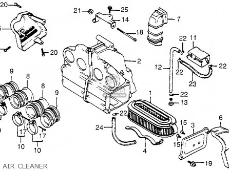 1980 Honda Cb750c Wiring Diagram - Cableadoviddyup