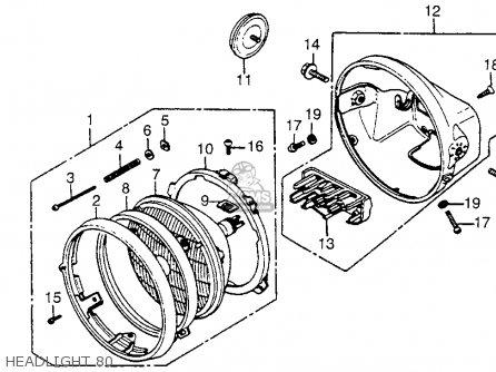 Hand Controls With1999 Simple Chopper Wiring Diagram - Www