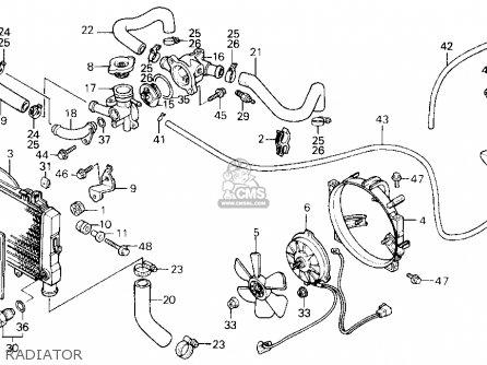 wiring diagram for 1988 honda crx free download