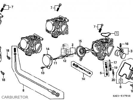 DOC ➤ Diagram Honda Cbr250rr Ebook Schematic Circuit Diagram