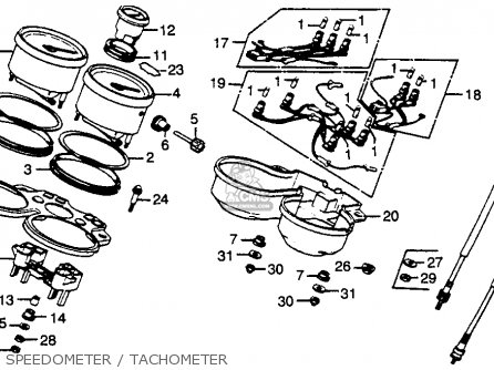 cbx 1000 wiring diagram